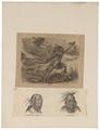 Homo sapiens - indiaan, Noord-Amerika - 1700-1880 - Print - Iconographia Zoologica - Special Collections University of Amsterdam - UBA01 IZ19500168.tif