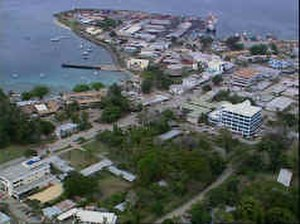 Honiara - Honiara