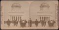 Honored resting place of a Nation's Hero. Tomb of General Grant, Riverside Park, New York, from Robert N. Dennis collection of stereoscopic views.png