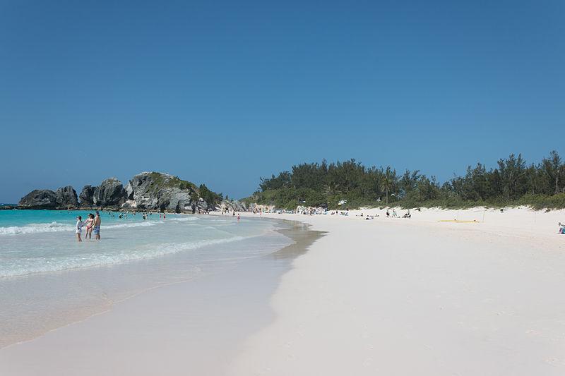 File:Horseshoe Bay beach, Bermuda IMG 0355.jpg