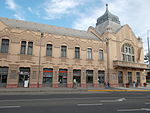 Hotel Erzsébet királynő. SW facade (R). Listed ID -11710. - Gödöllő.JPG