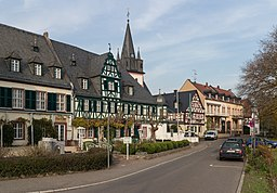 Rheinallee in Oestrich-Winkel