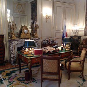 ambassador dining room. Ambassador s office  as it was in 1924 H tel d Estr es Wikipedia