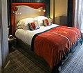 Hotel room in Paris Hôtel Edouard 7 - 2013-03-31.jpg