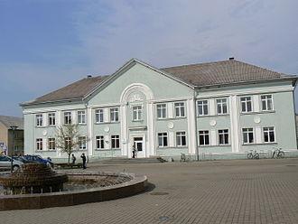 Gargždai - Children Music School of Gargždai