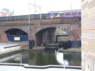 Hulme Locks Branch Canal