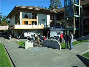 Humboldt State University campus, Arcata, Cali...