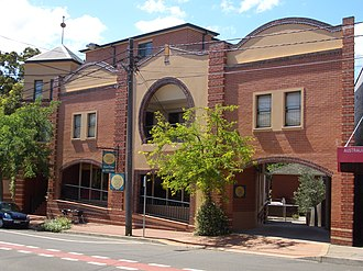 Hurlstone Park, New South Wales - Crinan Street, Hurlstone Park