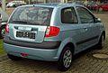 Hyundai Getz (Facelift, 2005–2008) rear MJ.JPG