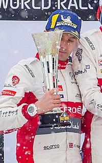 Scott Martin (co-driver) British rally navigator