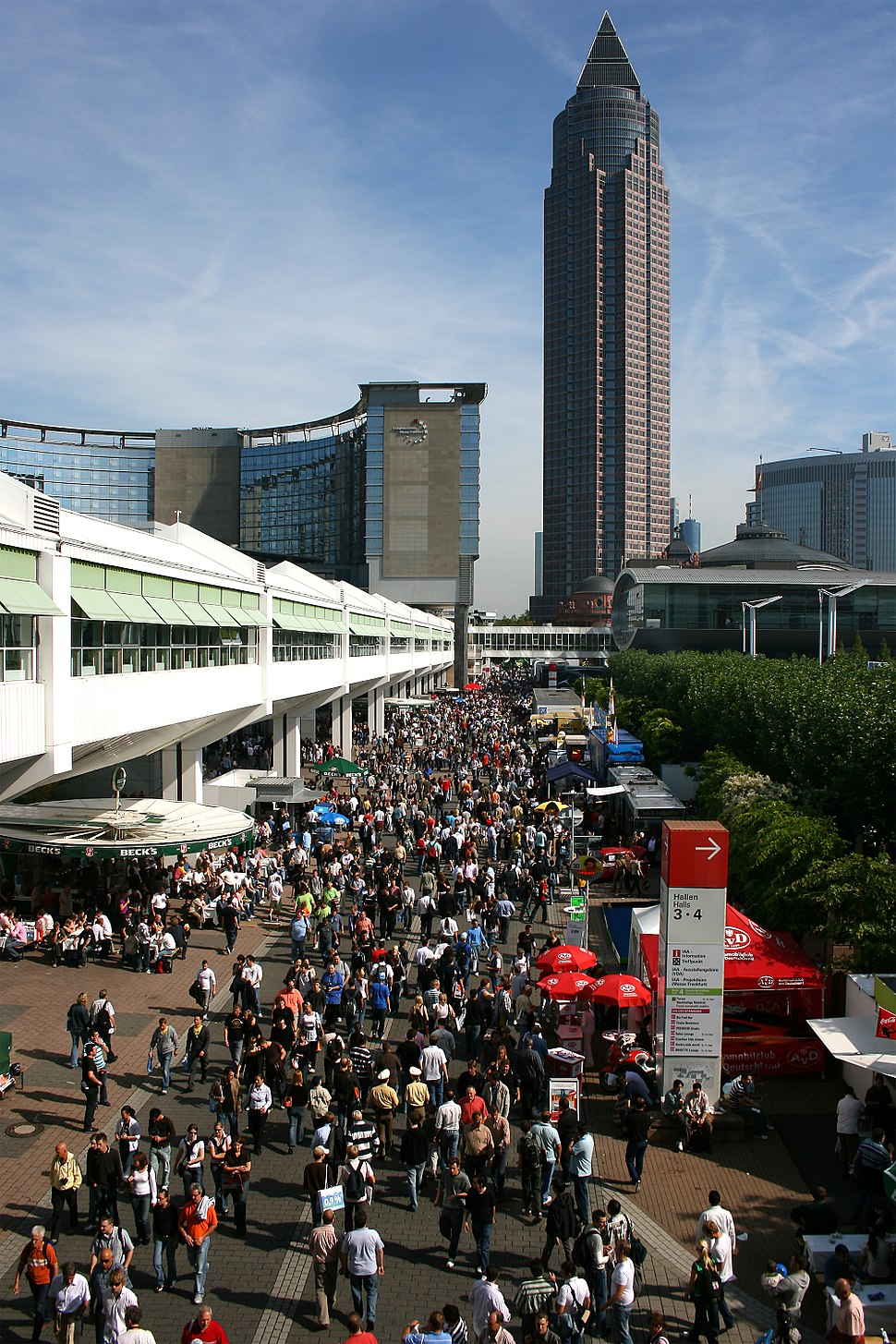 Fair Hotel Frankfurt Messe