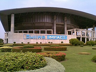 Impact, Muang Thong Thani sports venue