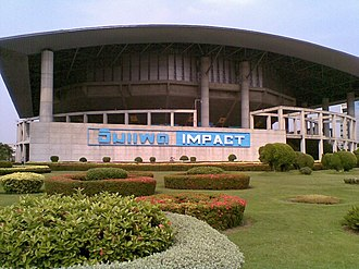 Miss Universe 2005 - Impact Arena, Bangkok, Thailand, Miss Universe 2005 official venue