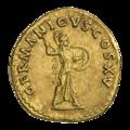 INC-1832-r Ауреус Домициан ок. 90-91 гг. (реверс).png