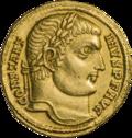 INC-1883-a Солид. Константин I Великий. Ок. 324—325 гг. (аверс).png