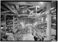 INTERIOR OF PATTERN STORAGE LOOKING WEST - Glover Machine Works, 651 Butler Street, Marietta, Cobb County, GA HAER GA,34-MARI,2-7.tif