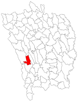 Location of Iana