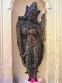 Idol at Kamakhya temple, Guwahati, Assam 01.jpg