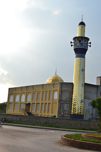 Shia Islam in Pakistan - An Imambargah in Islamabad