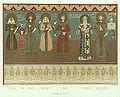 Imeres. Fresques de l'eglise de Ghelathi. (1847).jpg
