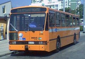 De Simon - Inbus U210 urban bus