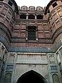 Inde Uttar Pradesh Agra Fort Rouge Troisieme Porte - panoramio (1).jpg