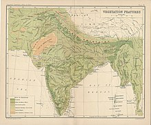 India Vegetation Features IGI 1909 Atlas.jpg