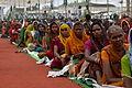 Indian women, Jan Satyagraha 2012, Gwalior.jpg