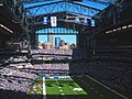 Indianapolis Colts host the Baltimore Ravens, Lucas Oil Stadium, 2008.jpg