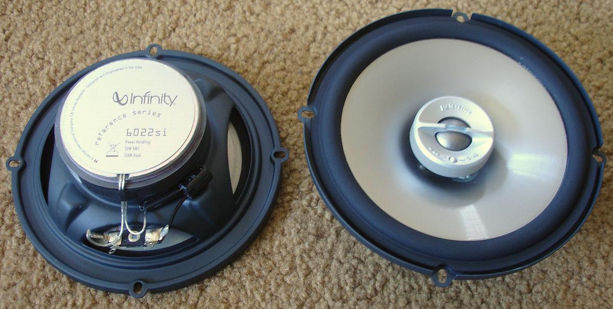 Coaxial Loudspeaker Wikipedia