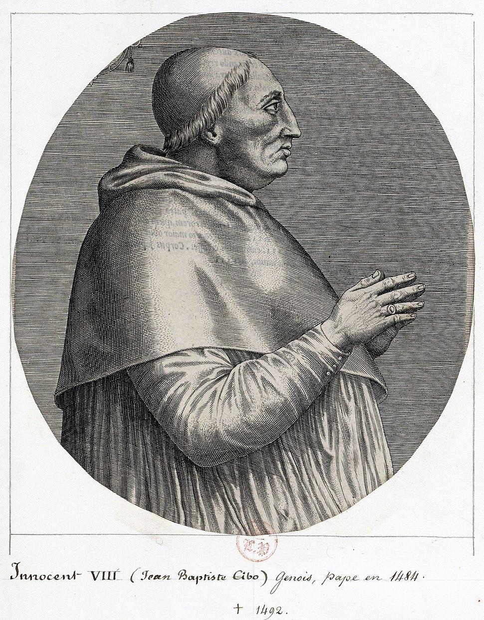 Innocent VIII 1492