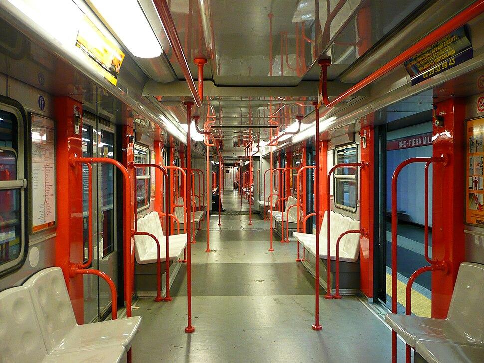Inside-Milan-Metro-Line1-train