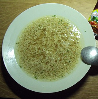 Convenience food - Instant ramen noodles