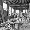 Interieur kamer, tijdens restauratie - Alkmaar - 20005988 - RCE.jpg