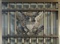 Interior eagle detail, United States Commerce building, Washington, D.C LCCN2010719256.tif