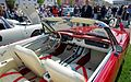 Interior of 1965 Ford Mustang convertible at Ölands motordag 2012.jpg