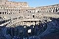 Interior of Colosseum, Rome, Italy (Ank Kumar) 01.jpg