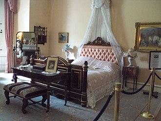 Sherlock Holmes (1984 TV series) - Image: Interior of Croxteth Hall (5)