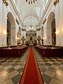 Interior of Holy Spirit church in Warsaw 01.jpg