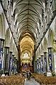 Interior of Salisbury Cathedral - geograph.org.uk - 1203877.jpg
