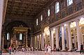 Interior of Santa Maria Maggiore (Rome) 06.jpg