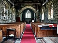 Interior of St Margaret, Thimbleby - geograph.org.uk - 426285.jpg