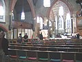 Interior of St Peter's church, Brockley - geograph.org.uk - 843607.jpg