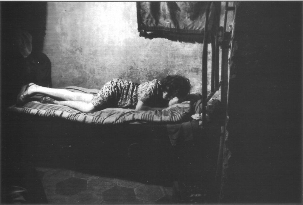 File Interior Of A Brothel In Naples Italy 1945 4