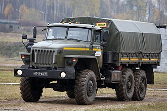Ural-4320 - Ural-4320 (Interpolitex 2016)