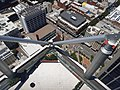 Intersection of William and Hay Street, Perth, seen from Central Park, November 2020.jpg