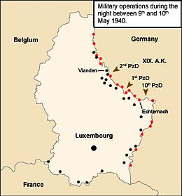 Invasion of Wehrmacht on Luxembourg 9may1940.jpg