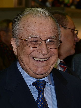 President of Romania - Image: Ion Iliescu (2)