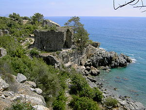 Aytap - Ruins of the Cilician city of Iotapa (Aytap)