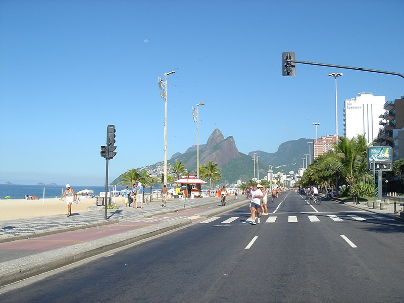 File:Ipanema Beach.jpg